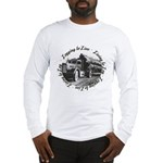 Living to Log Long Sleeve T-Shirt