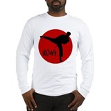 Noah Martial Arts Long Sleeve T-Shirt