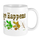 Climate Change Happens Mug