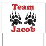 Team Jacob Yard Sign
