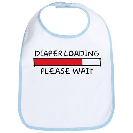 Diaper Loading Bib
