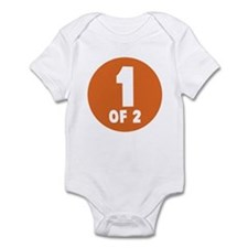 1 Of 2 Infant Bodysuit