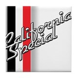 Mustang California Special Tile Coaster