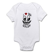 I Love My Smile Infant Bodysuit