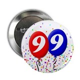 99th Birthday Button