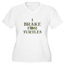 I Brake for Turtles T-Shirt