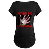 Psychic Pig Palm Readings T-Shirt