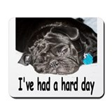 Cute Pugs Mousepad