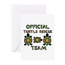 Turtle Rescue Greeting Cards (Pk of 20)
