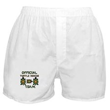 Turtle Rescue Boxer Shorts
