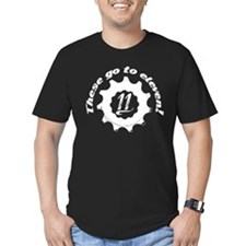 These Go To Eleven - Bike Cog T