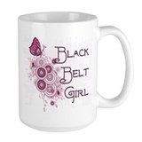 Black Belt Girl Mug