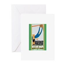 Funny Football Greeting Cards (Pk of 10)
