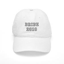 Bride 2010 Baseball Cap