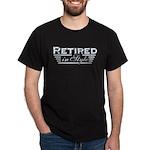 Retired In Style Dark T-Shirt
