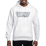 Retired In Style Hooded Sweatshirt