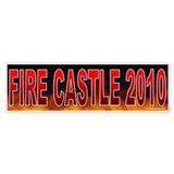 Fire Michael Castle (sticker)