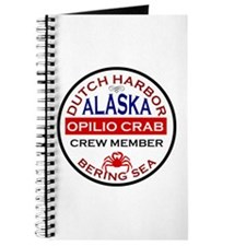 Dutch Harbor Bering Sea Crab Fishing Journal