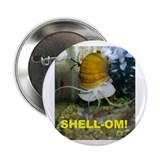 "Shell-om! 2.25"" Button"