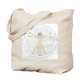 Cool Health promotion Tote Bag
