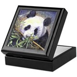 Panda Keepsake Box