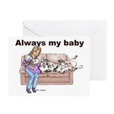 CH Always My Baby Greeting Cards (Pk of 10)