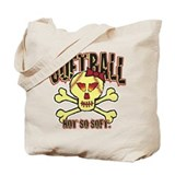 Softball, Not so soft. Tote Bag