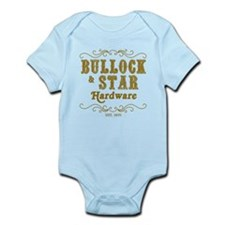 Bullock & Star Hardware Infant Bodysuit