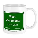 West Sacramento Mug