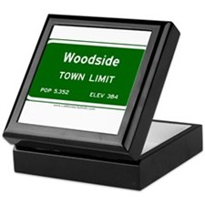 Woodside Keepsake Box
