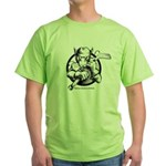 Hockey Rat Green T-Shirt