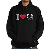 Dogtshirts Hoodie