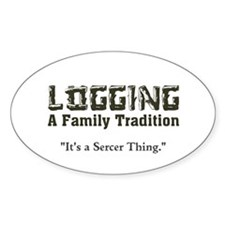 Family Tradition Decal