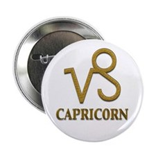 "Capricorn 2.25"" Button (100 pack)"