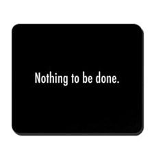 Godot Nothing Mousepad