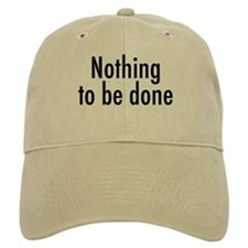 Godot Nothing Baseball Cap