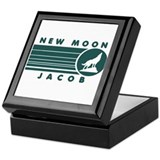 New Moon Jacob Black Keepsake Box