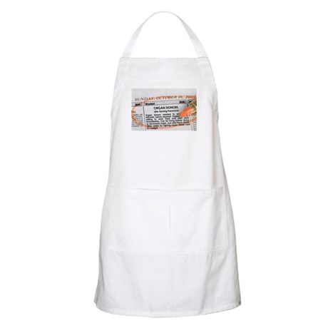 Wanted: Organ Donors Apron