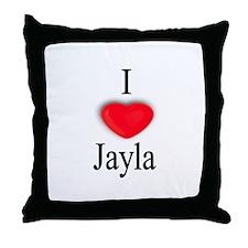 Jayla Throw Pillow
