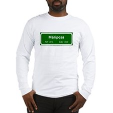 Mariposa Long Sleeve T-Shirt