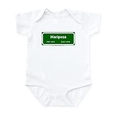 Mariposa Infant Bodysuit