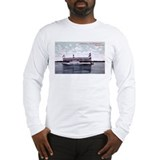 Steamer Minneapolis on Lake M Long Sleeve T-Shirt