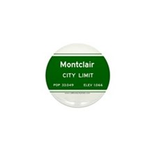 Montclair Mini Button (10 pack)