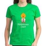 Phlebotomy Chick Tee