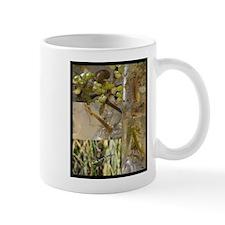 Pond collage Mug