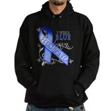 I Wear Blue for my Husband Hoodie