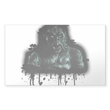 Graffiti'd Pop Culture Rectangle Sticker 10 pk)