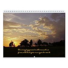 Texas Sunsets Wall Calendar