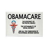 OBAMACARE II Rectangle Magnet
