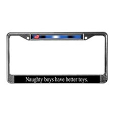 Keep Christ License Plate Frame